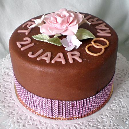 21-jaar-getrouwd-taart