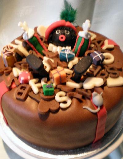 Arme Piet taart
