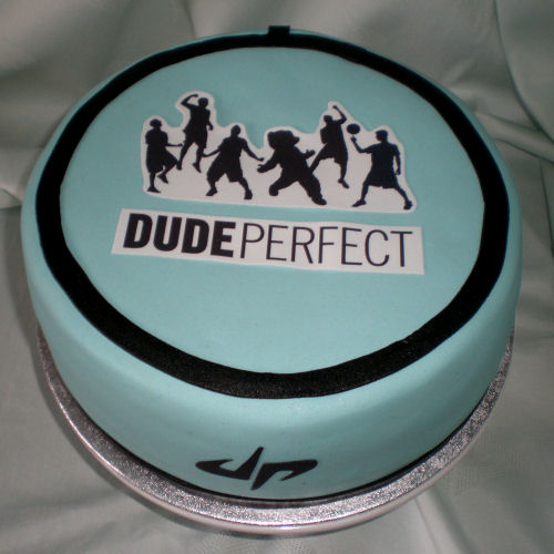 Dude Perfect-taart