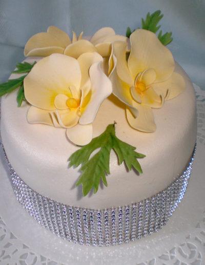 Exotische taart