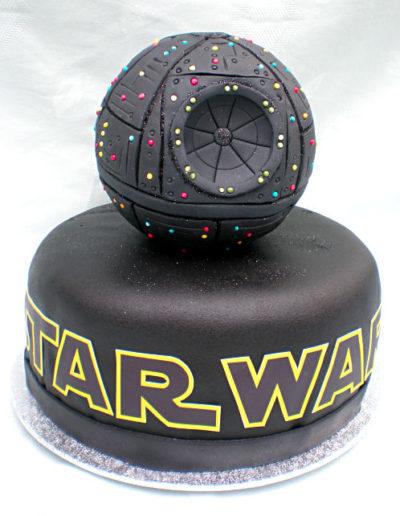 Star wars-taart
